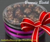 Jual Kue Kering Lebaran Brownis Bintik | Aneka Kue Kering Jogja