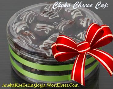 Jual Kue Kering Lebaran Choco Cheese Cup | Aneka Kue Kering Jogja
