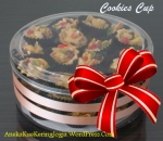 Jual Kue Kering Lebaran Cookies Cup