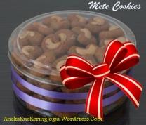 Jual Kue Kering Lebaran Mete Cookies