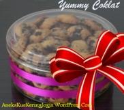 Jual Kue Kering Lebaran Yummy Coklat