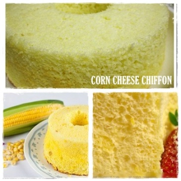 CORN CHEESE CHIFFON